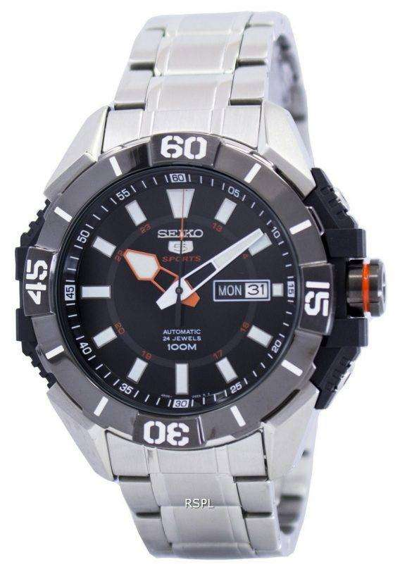 Seiko 5 Sports Automatic 24 Jewels SRP795 SRP795K1 SRP795K Men's Watch 1