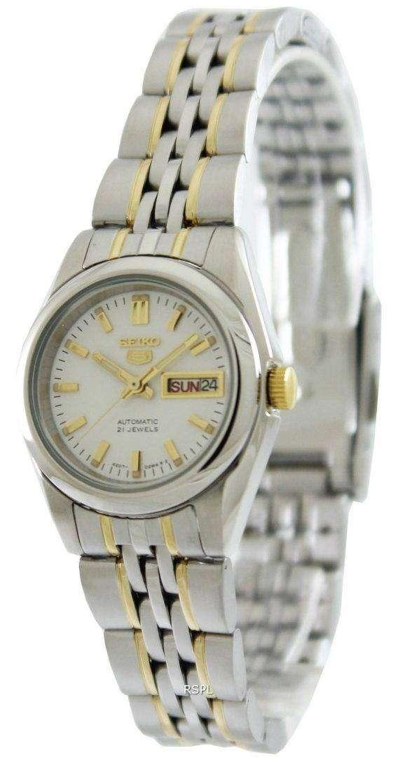 Seiko 5 Automatic 21 Jewels SYMA35 SYMA35K1 SYMA35K Womens Watch 1