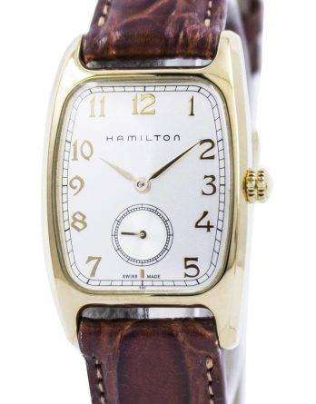 Hamilton American Classic Boulton Quartz Swiss Made H13431553 Mens Watch