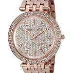 Michael Kors Darci Crystal Pave Quartz MK3439 Womens Watch