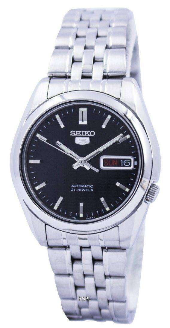 Seiko 5 Automatic 21 Jewels SNK361 SNK361K1 SNK361K Mens Watch 1