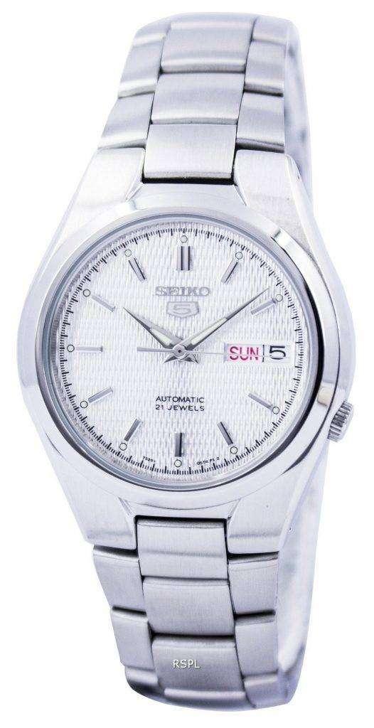 Seiko 5 Automatic 21 Jewels SNK601 SNK601K1 SNK601K Mens Watch