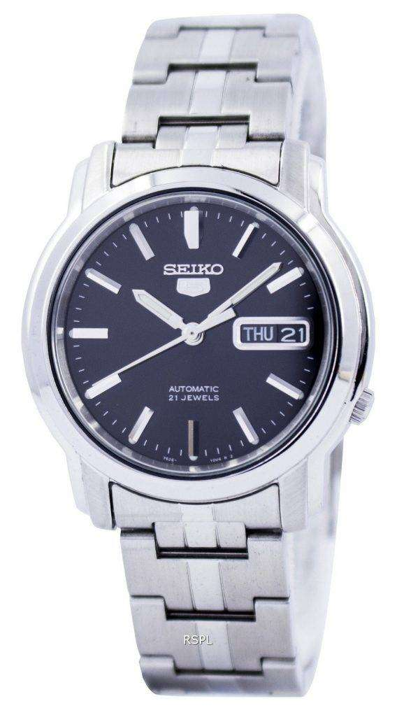 Seiko 5 Automatic 21 Jewels SNKK71 SNKK71K1 SNKK71K Mens Watch 1