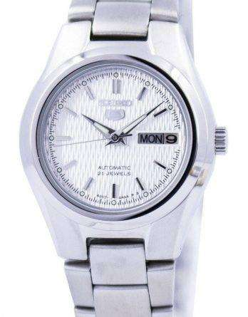 Seiko 5 Automatic 21 Jewels SYMC07 SYMC07K1 SYMC07K Womens Watch