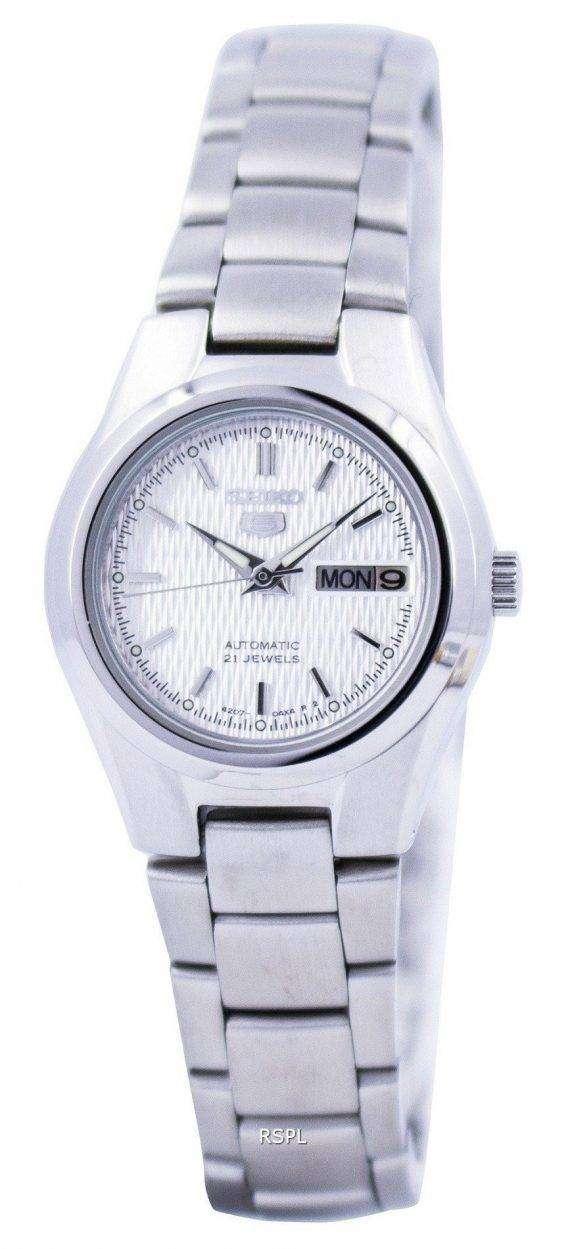 Seiko 5 Automatic 21 Jewels SYMC07 SYMC07K1 SYMC07K Womens Watch 1