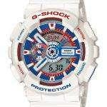 Casio G-Shock Analog Digital World Time GA-110TR-7A Men's Watch