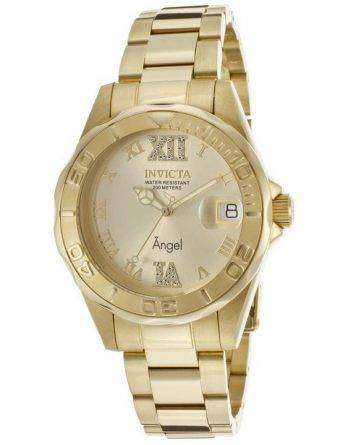Invicta Angel Swiss Quartz Crystal 14397 Womens Watch