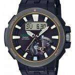 Casio Protrek Analog-Digital Atomic Triple Sensor PRW-7000-1BJF Watch