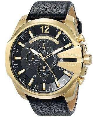 Diesel Mega Chief Chronograph Quartz DZ 4344 Men's Watch