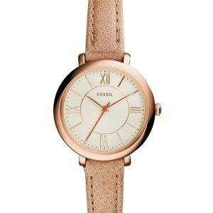 Fossil Jacqueline Quartz ES3802 Women's Watch