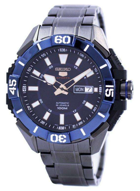 Seiko 5 Sports Automatic 24 Jewels SRP797 SRP797K1 SRP797K Men's Watch 1