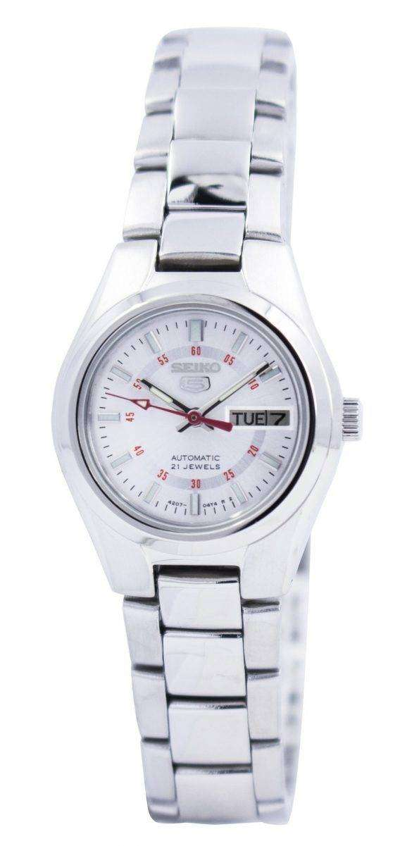 Seiko 5 Automatic 21 Jewels SYMC21 SYMC21K1 SYMC21K Women's Watch 1