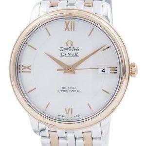 Omega De Ville Prestige Co-Axial Chronometer 424.20.37.20.02.002 Mens Watch