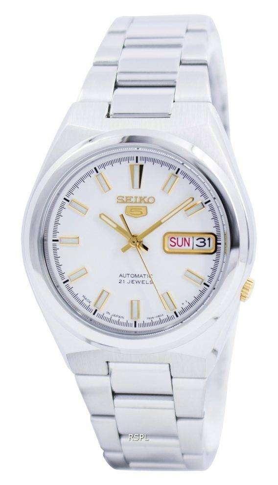 Seiko 5 Automatic 21 Jewels Japan Made SNKC47 SNKC47J1 SNKC47J Mens Watch 1