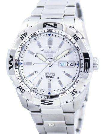 Seiko 5 Sports Automatic 23 Jewels Japan Made SNZJ03 SNZJ03J1 SNZJ03J Mens Watch