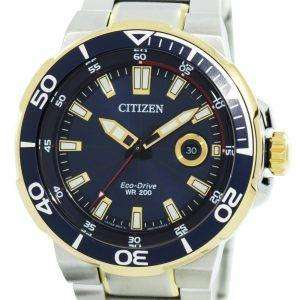 Citizen Endeavor Eco-Drive Diver's 200M AW1424-62L Men's Watch