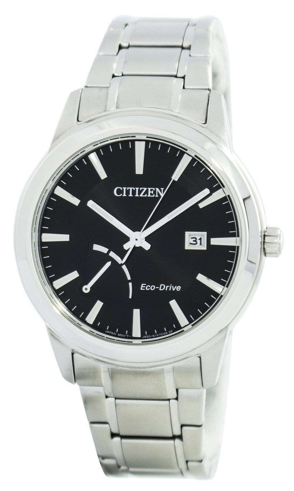 how to all reset citizen eco drive watch