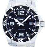 Longines HydroConquest Quartz Power Reserve L3.740.4.56.6 Mens Watch