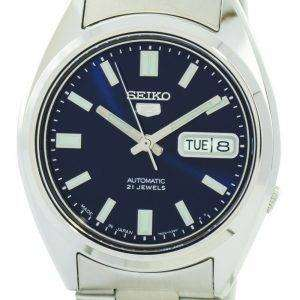 Seiko 5 Automatic 21 Jewels Japan Made SNXS77 SNXS77J1 SNXS77J Men's Watch