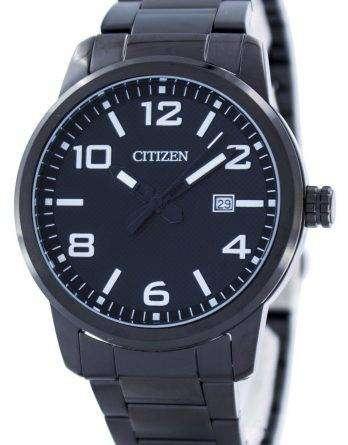 Citizen Quartz Black Dial BI1025-53E Mens Watch