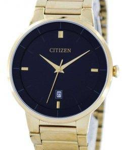 Citizen Quartz Black Dial BI5012-53E Mens Watch