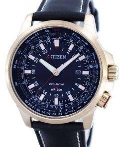 Citizen Promaster Eco-Drive GMT BJ7073-08E Mens Watch