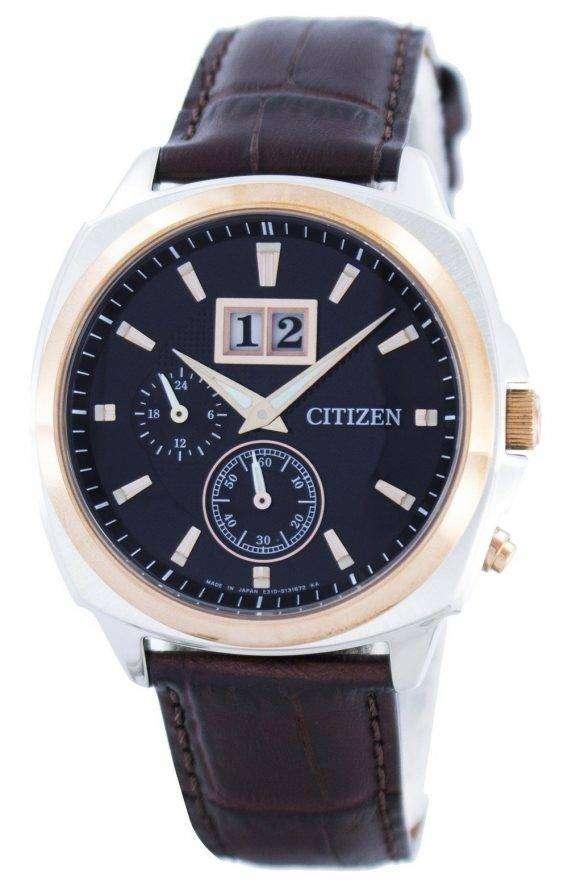 Citizen Eco-Drive Perpetual Calendar BT0084-07E Mens Watch 1