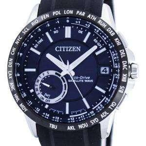 Citizen Eco-Drive Satellite Wave GPS World Time Power Reserve CC3005-18E Mens Watch