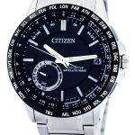 Citizen Eco-Drive Satellite Wave GPS World Time Power Reserve CC3005-51E Mens Watch