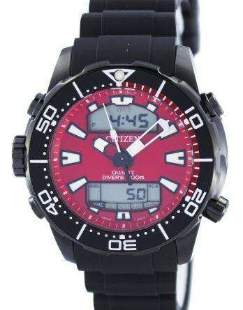 Citizen Aqualand Promaster Divers 200M Analog Digital JP1095-15X Mens Watch