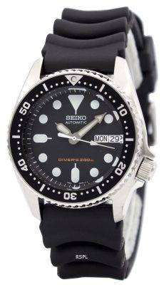 Seiko Mid-Size Divers 200M Automatic Watch SKX013K1 1