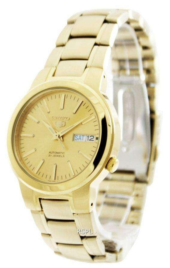 Seiko 5 Automatic 21 Jewels SNKA10 SNKA10K1 SNKA10K Men's Watch 1