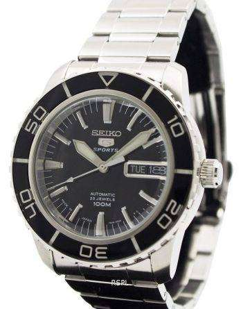 Seiko 5 Sports Automatic SNZH55J1 SNZH55 SNZH55J Mens Watch