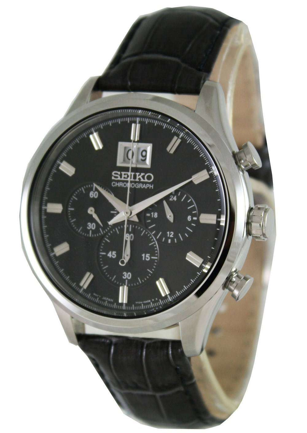 Seiko Chronograph SPC083P2 Men's Watch - DownUnderWatches