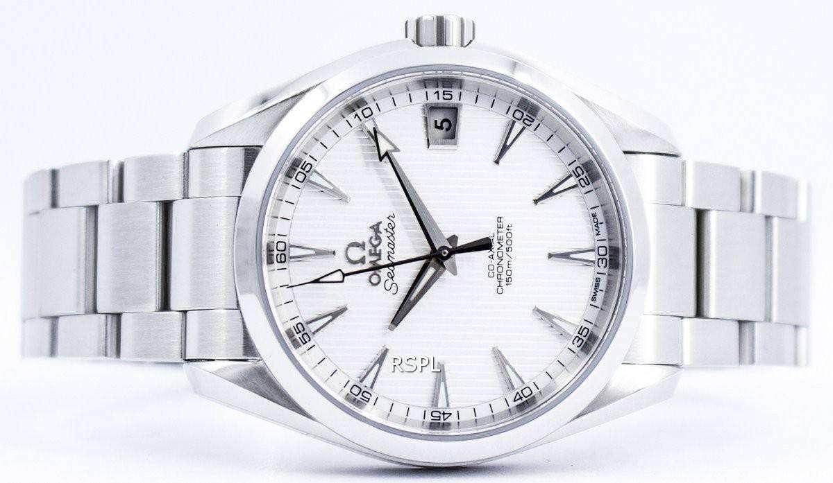 Omega Seamaster Aqua Terra Co Axial Chronometer 231 10 39