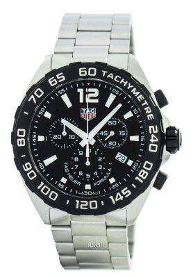 Tag Heuer Formula 1 Chronograph Quartz Tachymeter 200M CAZ1010.BA0842 Men's Watch