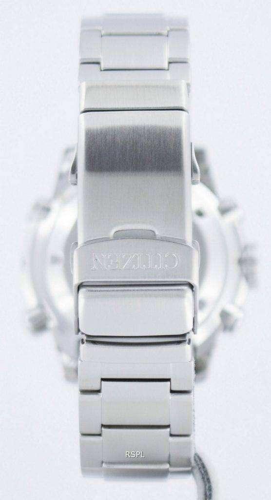 Citizen Aqualand Promaster Divers 200M Analog Digital JP1091-83X Mens Watch