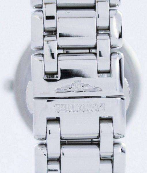 Longines PrimaLuna Automatic Power Reserve L8.113.4.71.6 Womens Watch