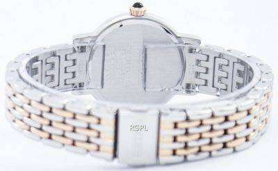 Seiko Quartz Swarovski Crystals SFQ806 SFQ806P1 SFQ806P Women's Watch