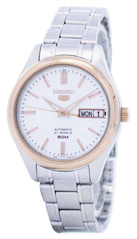 Seiko 5 Automatic 21 Jewels SNK882 SNK882K1 SNK882K Women's Watch 1