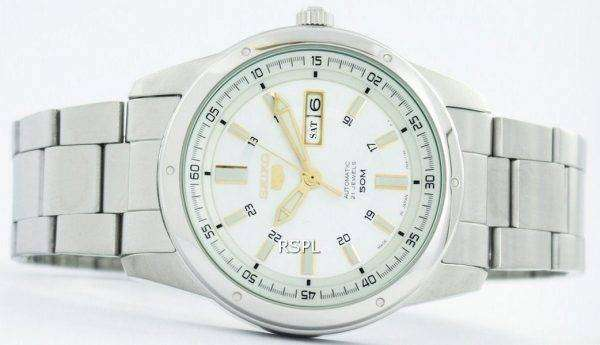 Seiko 5 Automatic 21 Jewels Japan Made SNKN11 SNKN11J1 SNKN11J Men's Watch