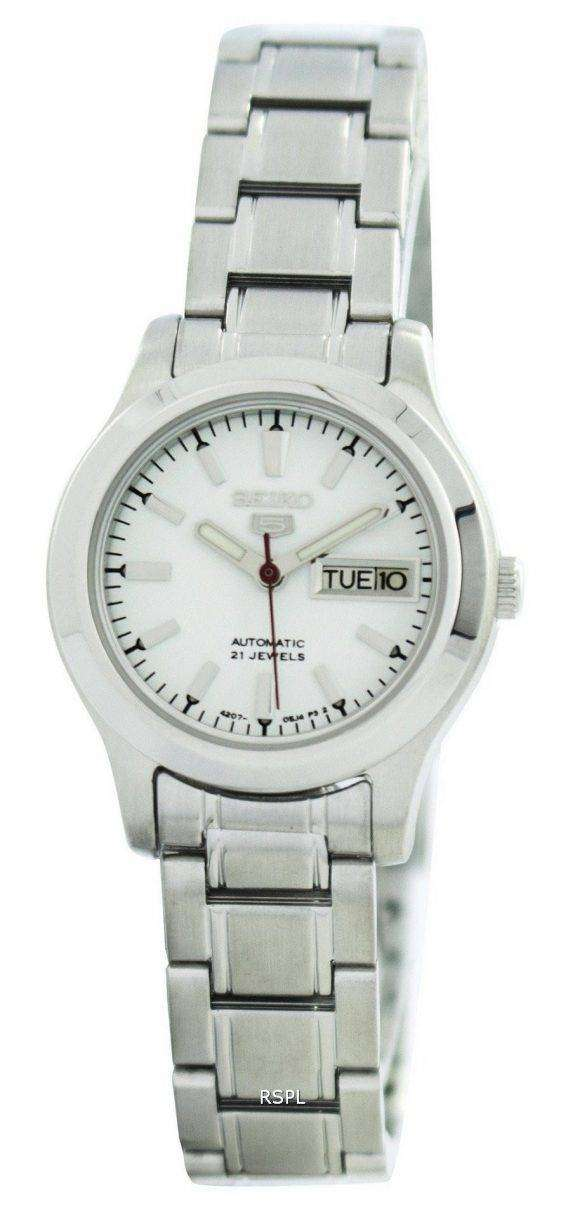 Seiko 5 Automatic 21 Jewels SYMD87 SYMD87K1 SYMD87K Women's Watch 1