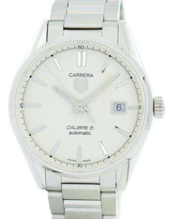 Tag Heuer Carrera Calibre 5 Automatic WAR211B.BA0782 Men's Watch