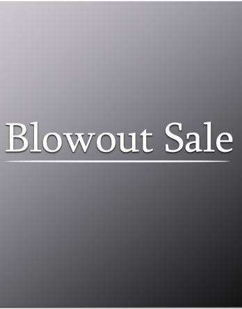 Blowout Sale Watches