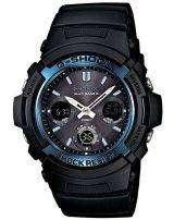 Casio G-Shock Atomic Multi Band 6 Analog-Digital AWG-M100A-1A Men's Watch