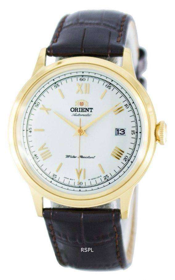 Orient 2nd Generation Bambino Version 2 Automatic Power Reserve FAC00007W0 Men's Watch 1