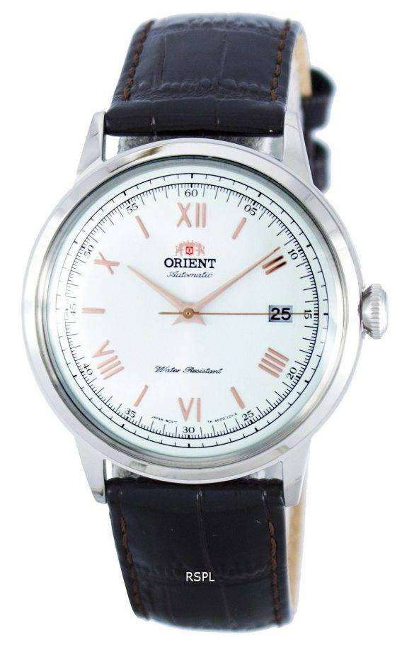 Orient 2nd Generation Bambino Version 2 Automatic Power Reserve FAC00008W0 Men's Watch 1