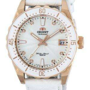 Orient Automatic Crystal Accent Power Reserve FAC0A003W0 Women's Watch