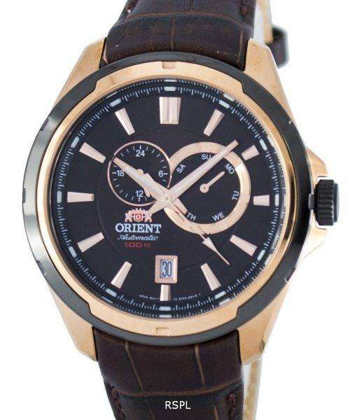 Orient Sporty Automatic Power Reserve Men's Watch