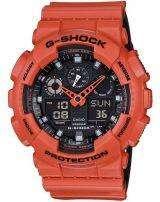 Casio G-Shock Special Color Model Analog-Digital GA-100L-4A Men's Watch